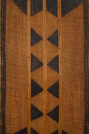 Early 20th Century African Poto Tribal Wicker Shield Congo At 1stdibs