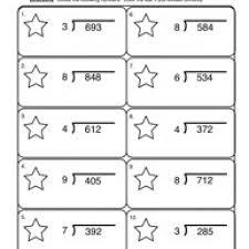 division worksheets single digit division worksheets printable