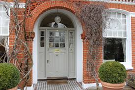 most beautiful door color agreeable contemporary wooden front door with sidelights panels