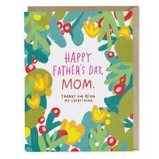 honorary dad father u0027s day card emily mcdowell studio