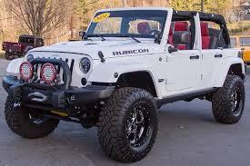 white four door jeep wrangler 2014 jeep wrangler rubicon white