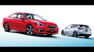 2017 subaru impreza hatchback red 2017 subaru impreza review and information united cars united cars