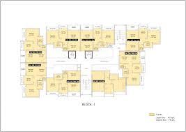 Tenement Floor Plan by Expat Properties Vida Taloja Navi Mumbai Floor Plans