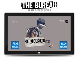 icon bureau the bureau xcom declassified icon by ni8crawler on deviantart