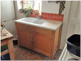 Kitchen Sinks Cape Town - free standing kitchen sink units cape town sink and faucet