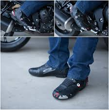 motorcycle track boots sidi mag 1 review u2013 essential moto