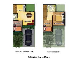 house design plans 50 square meter lot catherine townhome townhouses for sale cavite philippines