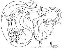 jasmine coloring pages coloring page