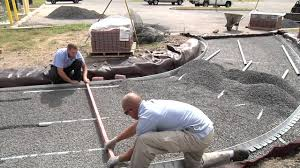 Diy Patio Pavers Installation by Eco Pavers Permeable Pavers Installation Essentials Youtube