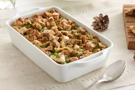 thanksgiving breakfast egg strata casserole jennie o recipes