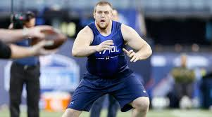 nfl combine results bench press for top offensive linemen si com