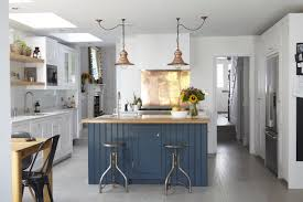 kitchen style traditional industrial kitchen design white
