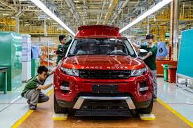 land rover headquarters range rover evoque now made in china as well