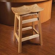 tractor seat style shop stool with adjustable height