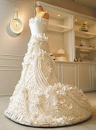 big wedding cakes wedding cakes amazing big wedding dress cakes