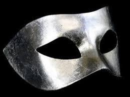 silver masks piana masquerade masks silver