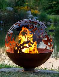Unique Fire Pits by Custom Fire Pits Handmadness