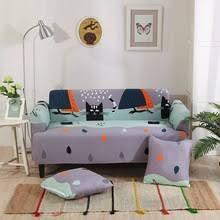 Black Sofa Slipcover Black Sofa Slipcover Promotion Shop For Promotional Black Sofa