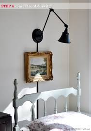 Barn Lamps Bedroom Amazing Wheeler Esso Porcelain Shade Wall Sconce Barn