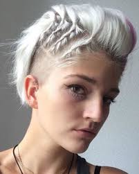 2018 undercut short bob hairstyles and haircuts for women page 8