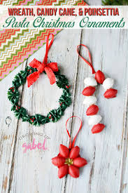 Easy Diy Christmas Ornaments For Kids Easy Diy Pasta Christmas Ornaments