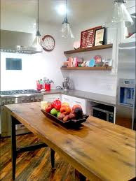 Cottage Kitchen Cupboards - fixing up an old cottage from the 1940s