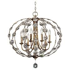 Murray Feiss Lighting Catalog Feiss Leila 6 Light Burnished Silver Chandelier F2740 6bus The