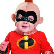 incredibles costume the incredibles baby deluxe infant costume walmart