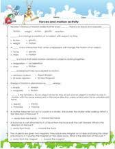4th grade science worksheets pdf printable