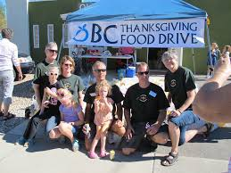 bc thanksgiving food drive gearing up in oliver oliver chronicle