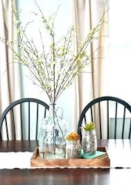 kitchen table centerpiece ideas for everyday centerpieces for kitchen table image of best dining table