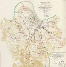 Metro Nashville Property Maps by June 2012 Civil War Nashville