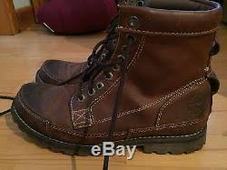 boots uk size 9 s timberland earthkeepers original leather 6 inch boots uk size 9