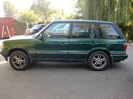range rover lifted range rover p38 30th anniversary edition land rover parts