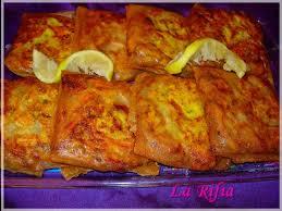 cuisine marocaine brick brick au poulet les milles et une saveurs du rif et d ailleurs