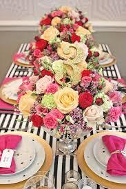 fuschia pink table cloth fuchsia and pink wedding color combination ideas dream