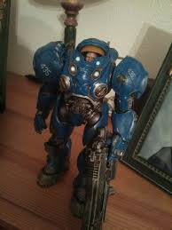 sideshow 1 6 starcraft raynor figure archive sideshow freaks