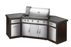 Kitchen Collection Outlet Kenmore Elite Bqo6w06 2 Gas Grill Island Cabinets Milano