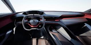 peugeot onyx interior conceptual crossover quartz concept 2015 from peugeot part ii