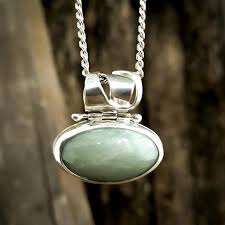 necklace pendant making images Jewelry making tutorial how to make a hinged bail for a pendant jpg