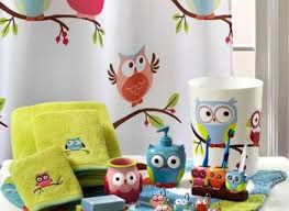 owl decorations for home owl bathroom decorations nurani org