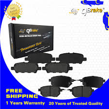 nissan altima 2005 rear brakes premium front and rear brake pad for infiniti fx35 fx45 nissan maxima