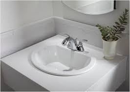 kohler bryant bathroom sink oval bathroom sink drop in kohler k 2699 4 0 bryant oval self
