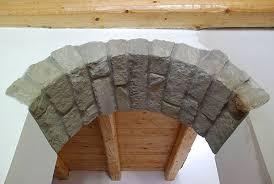 arco in pietra per interni arredamenti di pietra serena di piancaldoli firenze