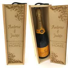 gift packaging for wine bottles personalised wooden bottle gift box wine whiskey rum any