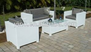 Cast Aluminium Outdoor Furniture by White Cast Aluminium Garden Furniture For Outdoor Patio U2013 Helda