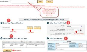 Electricity Bill Desk How To Pay Online Electricity Bill In Punjab Complete Process And