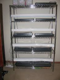 diy 3 tier grow light system google search seed starting