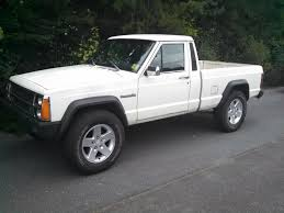 budsride 1988 jeep comanche regular tungsten wheels on jeep comanche pictures to pin on pinterest