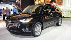 Chevy Traverse Interior Dimensions Chevrolet Traverse Reviews Specs U0026 Prices Top Speed